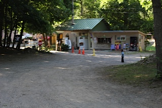Wolf Lake Campground Office