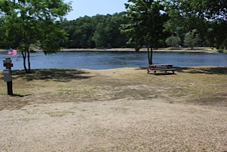 Wolf Lake Muskegon Campground