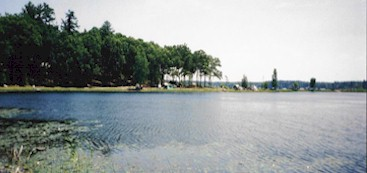 Campground  and RV Park at Wolf Lake in Muskegon MI